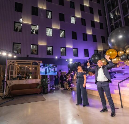 VALO Hotel Helsinki SPOT Awards case virtuaalitapahtumat