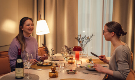 VALO Hotel Helsinki dinner meetings events
