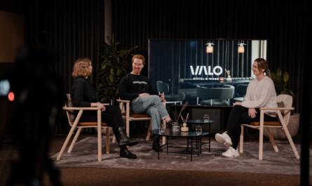 VALO Hotel Helsinki VALO Studio hybrid virtual events