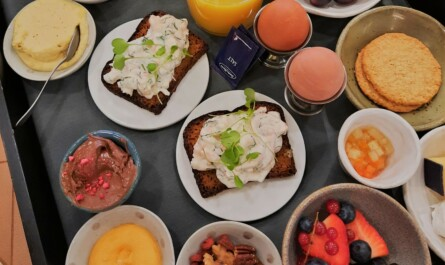 Deluxe-aamiainen 123
