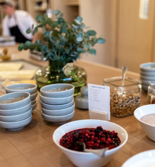 VALO Hotelli Helsinki ravintola aamiainen