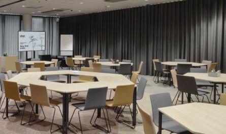 VALO Hotelli Helsinki kokoustila Letto Neva