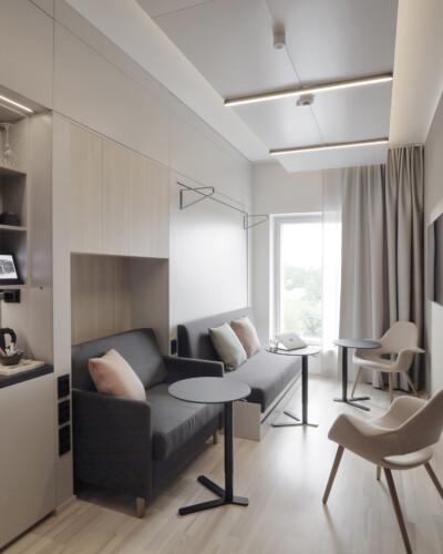 VALO Hotelli Helsinki työhuone Comfort