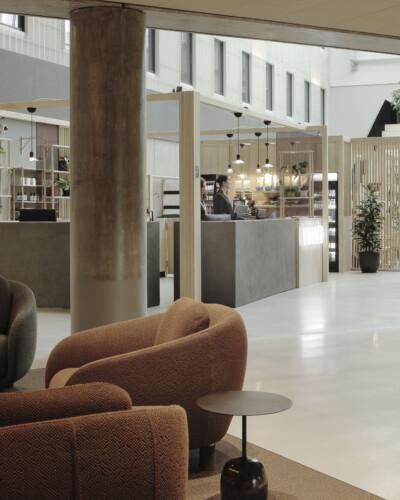 VALO Hotelli Helsinki aula
