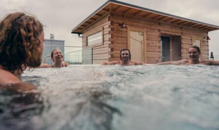 VALO Hotelli Helsinki Wellness Poreallas