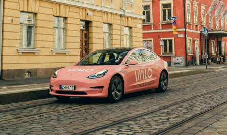 VALO Hotelli Helsinki Tesla