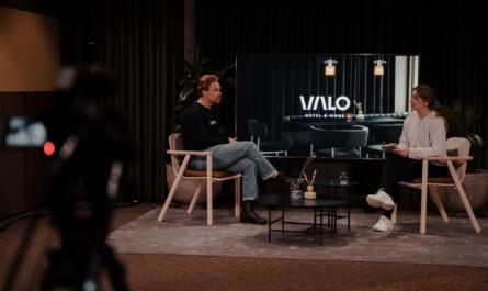 VALO Hotelli Helsinki Virtuaalitapahtumat VALO Studio