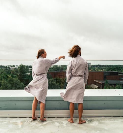 VALO Hotelli Helsinki Wellness sauna